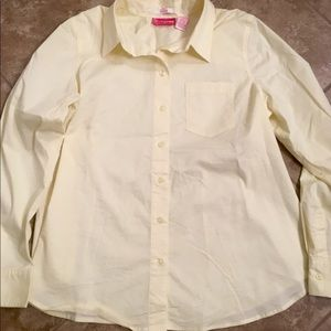 Liz Lange Maternity Button Down Blouse